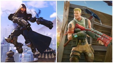 fortnite  overwatch     people care