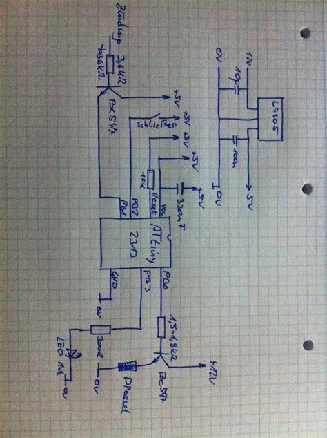 hilfe bei moped schaltung mikrocontrollernet