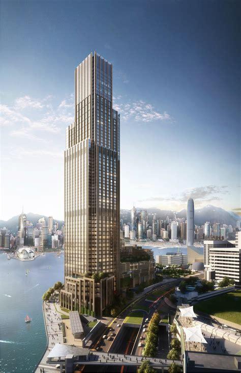 rosewood hong kong  open   adding  graceful  landmark   famous harborfront