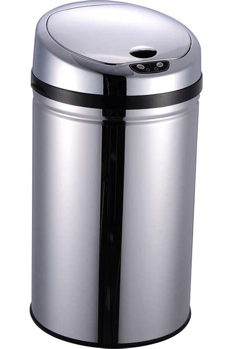 poubelle temium automatique 30 l 1412256 darty