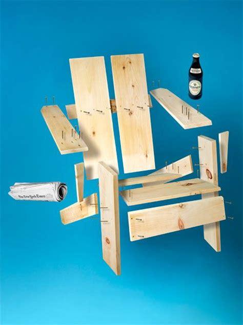 board backyard lounger wood projects
