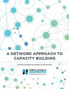 A Network Approach To Capacity Building