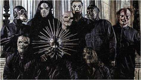 Hear Slipknot's First New Song In 4 Years,
