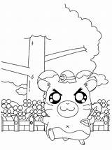 Hamtaro Coloring Ausmalbilder Coloriages Kleurplaten Serie Kleurplaat Ausmalbild Animaatjes Malvorlagen Picgifs Animes Gifs Ausmalbilder1001 Coloriage Imprimer Seite Par sketch template