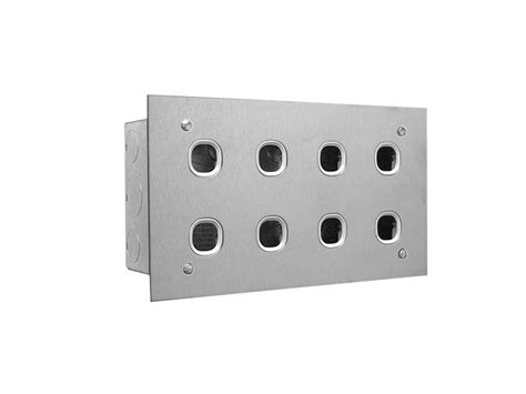 clipsal  switch plate  gang
