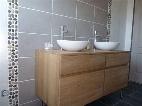 cr馘ence de cuisine autocollante frise murale carrelage salle de bain maison design bahbe com