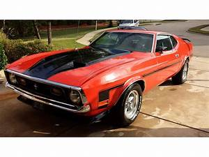 1971 Ford Mustang Mach 1 for Sale | ClassicCars.com | CC-1083259