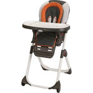 graco duodiner lx high chair tangerine walmart