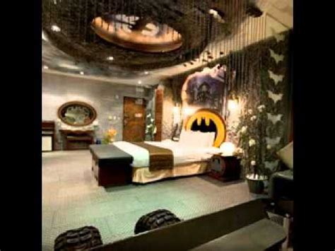 batman bedroom design decorating ideas youtube