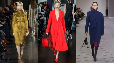 2018 Trends Something Borrowed And Plenty That Is New: Fall-Winter 2017-2018 Color Trends
