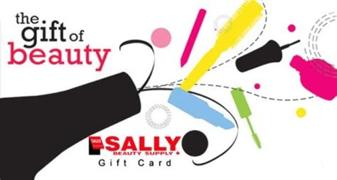 You'll receive a coupon after your first purchase as a member —$5 welcome reward— for use on your next visit. Sally Beauty gift card