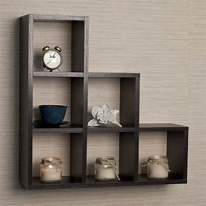 17 types of cube shelves bookcases storage options With wall mounted shelf the types and simple ideas