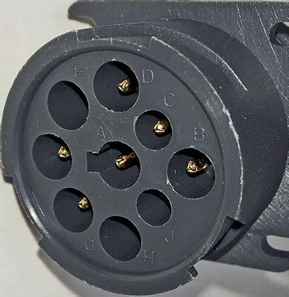 pin deutsch vehicle diagnostic proprietary receptacle