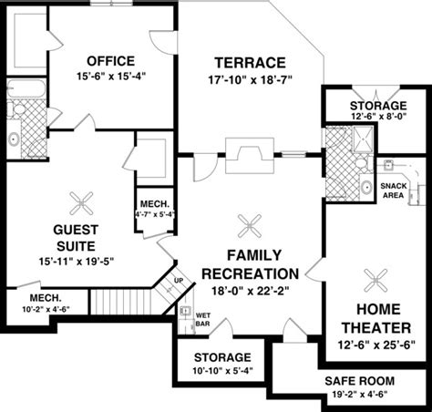 spectacular small house floor plans with basement the olde forge 8448 3 bedrooms and 2 5 baths the house