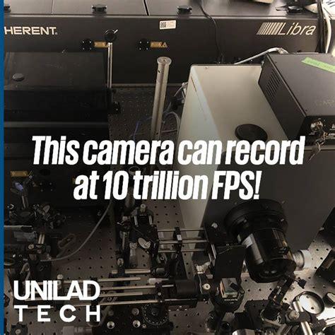 camera  record   trillion frames