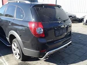 Chevrolet Captiva  Sloop  Bouwjaar 2011  Kleur Zwart