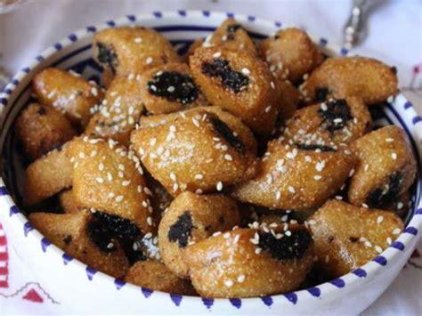 cuisine marocaine makrout aux dattes les meilleures recettes de makrout et tunisie