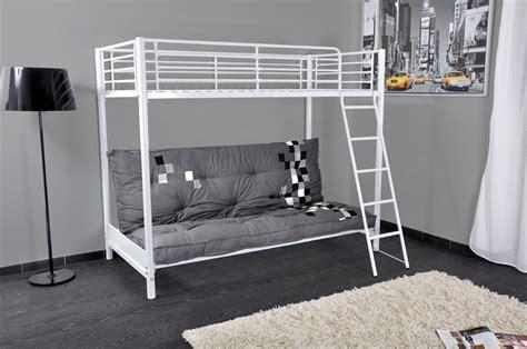 lit mezzanine 2 places avec canap photo lit mezzanine 2 places avec canape lit idées
