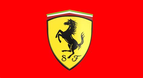 Ferrari Logo Transpa Background
