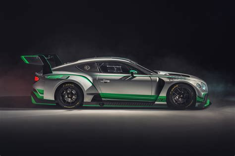 Bentley Race Car by Stately Racer New Bentley Continental Gt3 Shapes Up Car