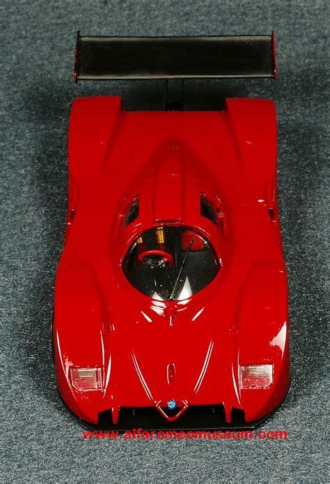 group  prototype  alfa romeo model car