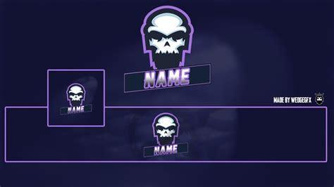Amazing! Skull Gaming/clan Mascot Logo & Banner Template