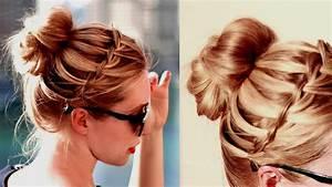 Chignon Cheveux Mi Long : belle coiffure cheveux courts femme 50 ans de plus ~ Melissatoandfro.com Idées de Décoration