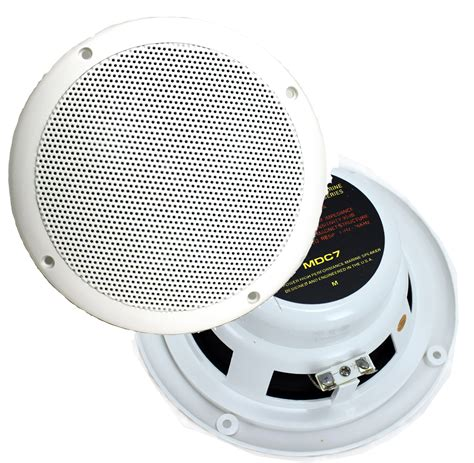 Boat Speakers Customer Care by 2 New Pyramid Mdc7 6 5 Quot 240w Dual Cone Marine Boat
