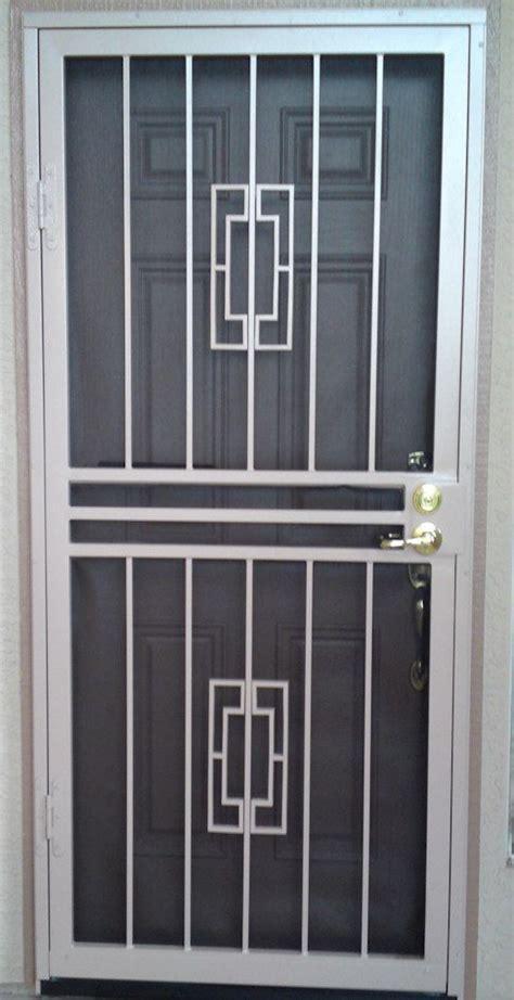 security doors images  pinterest iron doors