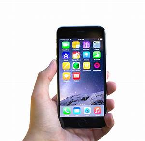 Iphone 6 In Hand Png | www.pixshark.com - Images Galleries ...