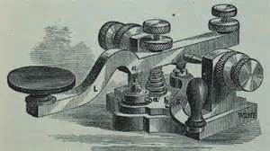 Image result for Thomas Edison received a patent for a two-way telegraph.