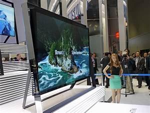 Tv 85 Zoll : samsung zeigt fernseher mit 85 zoll diagonale und 4k cyberbloc ~ Watch28wear.com Haus und Dekorationen