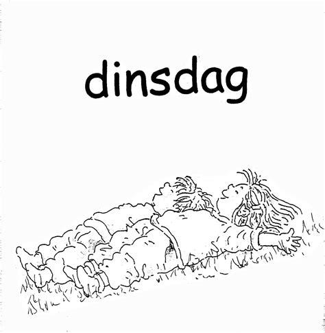 Kleurplaat Sinterklaas Pietje Puk by Pietje Puk Kleurplaten