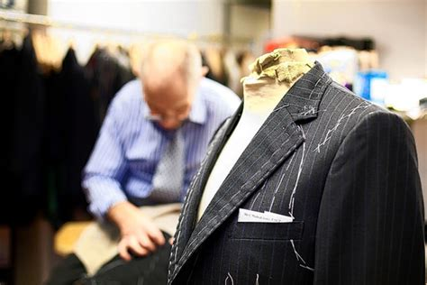Custom Tailors Enjoying a Boom - WSJ