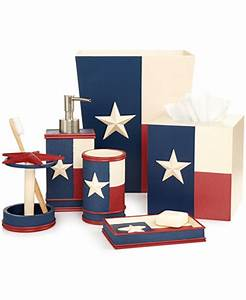 avanti bath texas star collection bathroom accessories With texas star bathroom decor