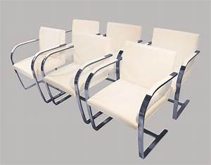 Mies Van Der Rohe Baltimore : mies van der rohe knoll brno chairs six by marykaysfurniture from mary kay 39 s furniture attic ~ Markanthonyermac.com Haus und Dekorationen