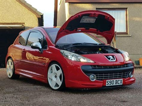 Peugeot 207 Gti by 2007 Peugeot 207 Gti 1 6t 175hp In Peterhead