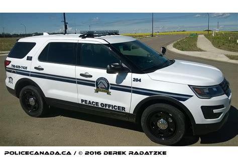 POLICE CANADA - ALBERTA