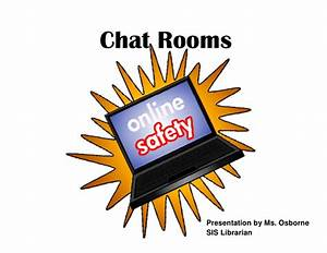 Chat Room Safety