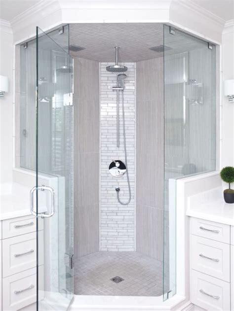 neo angle shower doors neo angle shower houzz