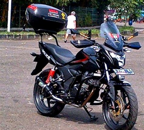 Verza Modif by Foto Modifikasi Honda Verza 150 Paling Keren Dan Sporty