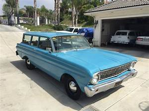Classic 1965 Ford Falcon 2 Door 289 V8 Challenger