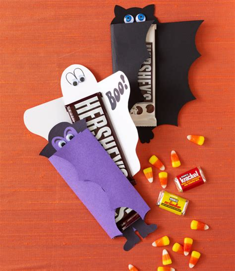 Cute Candy Wrapper Dracula And Ghost Craft