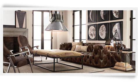 canapé style chesterfield meubles et mobilier exceptionnels luxe et matières
