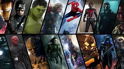 Mcu Marvel Wallpapers Backgrounds Wallpaperaccess Wallpapertag