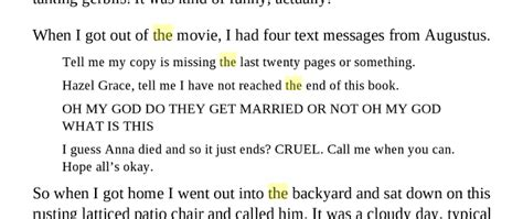 creative writing whats  exact format  letterstext