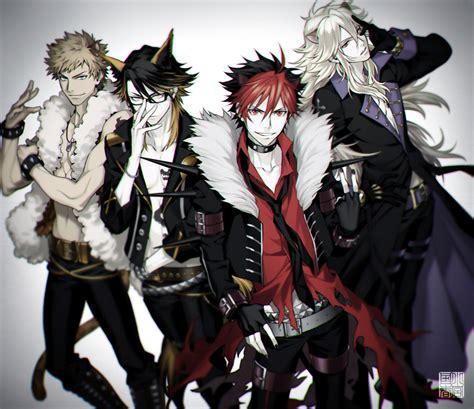 Rock Anime Wallpaper - favorite anime rock band anime fanpop