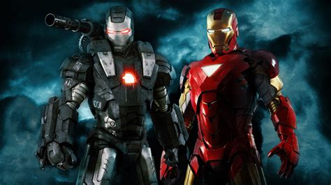 Iron Man 2 Full Hd Wallpaper And Background Image