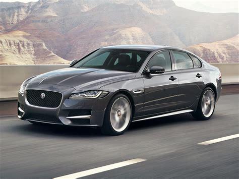 2018 Jaguar Xf Price Photos Reviews Features