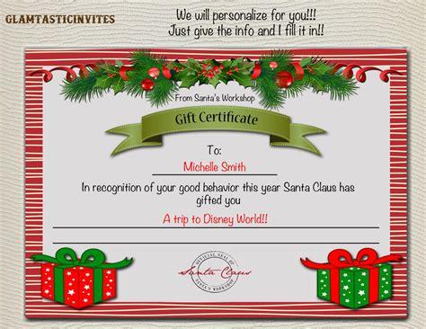Homemade Gift Certificate Ideas Eskayalitim